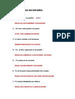 100 ORACIONES ESPAÑOL 2