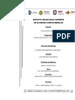 LEY DE PENSIONES Mapa Conceptual
