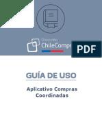 Guía de Uso -  Aplicativo Compras Coordinadas