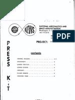 Intelsat IV Press Kit 060672