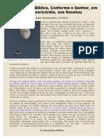 A Cosmologia Bíblica, Conforme o Senhor, em Sua Misericórdia, nos Revelou.pdf