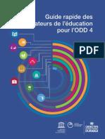 sustainable development goals SDG in education