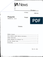 Intelsat IV-B Press Kit
