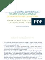 CULTIVO DE TEJIDOS VEGETALES 2019-II