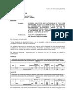 Reiteración Solicitud Factibilidad Enosa - Ampliación SDP y SDS - Puente Quiroz