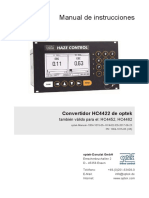 manual turbidimetro