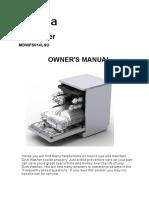 Dishwasher-User-Manual