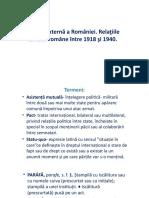 17. Politica externă a României