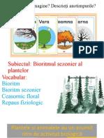 Cl. 9 C_Bioritmul sezonier