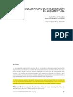 UN MODELO PARA INVESTIGAR EN ARQUITECTURA.pdf