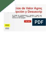 8. Servicios de Valor Agregado Suscripción y Desuscripción Postpago Diagrama (3)