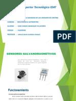 galvamagnetico EXPOSION0101