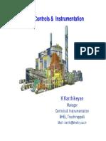 Boiler Controls & Instrumentation