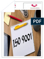 Iso 9001 Version 2015 équipe contrôle Qualité Medica Méditerranée
