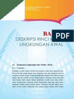 Bab 2 - Deskripsi Rinci Rona Lingkungan Awal