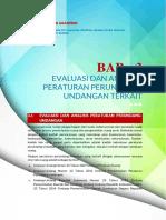 Bab 3 - Evaluasi Dan Analisis Peraturan Perundang-Undangan Terkait (KSP)