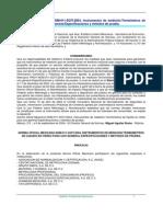 NOM-O11-SCFI-2004