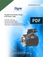 6215 A10V52 manual