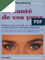 Passebecq - La Santé de Vos Yeux (1999)