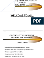 ISO AWARENESS- 90012008PPT FORMAT