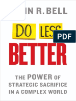 Do Less Better_ The Power of Strategic Sacrifice in a Complex World ( PDFDrive ).pdf