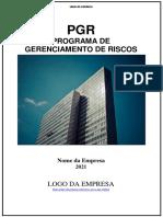 MODELO DE PGR PRONTO E COMPLETO