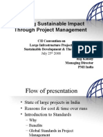 12_Creating Sustainable Impact Through Project Management