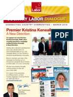 Country Labor Dialogue - March 2010