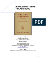 Folklore 26 (Chagra, Galarza y Zini)