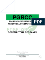 PGRCC - CONSTRUTORA Bergamini