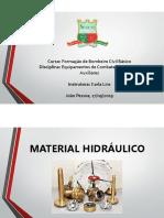 Materiais hidráulicos - mangueiras