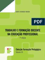 Trabalho e Formacao Docente - livro IFPR.pdf
