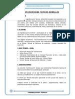 03.- ESPECIFICACIONES TÉCNICAS