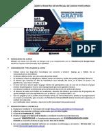 PORTUARIOS - Indicaciones e Informes