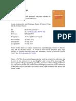 8_ Una revisión de adsorbentes derivados de residuos de la industria azucarera para la eliminación de contaminantes en agua y aguas residuales