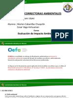 MEDIDAS CORRECTIVAS AMBIENTALES