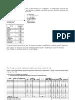 SOLUCIÓN CASO 4 Y 10 PLANES ALTERNATIVOS DE PRODUCCIÓN AE804 G03 II SEMESTRE 2020