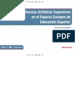 As EEAASS e o Esp. Eur. de Edu.Sup. ME 251010