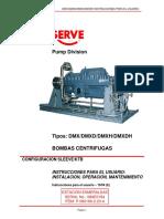 MANUAL DE INSTALACION Y MANTENIMIENTO DE BOMBAS flowserve