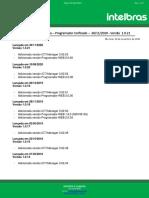 Changelog_Programador Unificado_1.0.21