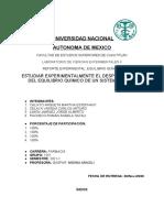 informe experimental 2