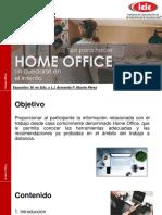 Home Office - Presentación