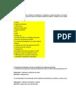 Ejercicios Sesión 1 – Excel for Analytics - YUSEP PIZARRO FERNANDEZ
