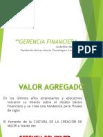 GERENCIA FINANCIERA CLASE 7 EBITDA II 2020