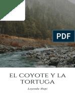 el coyote y la tortuga