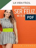 Viniste a ser feliz, no te dist - Elisa Uranga Vazquez.pdf