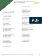 COMO EN EL CIELO (HERE AS IN HEAVEN) - Elevation Worship (Impresión)