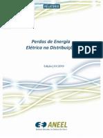 Relatório de perdas de energia - ANEEL 2019