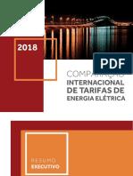 Relatório de tarifação ABRADEE - 2018