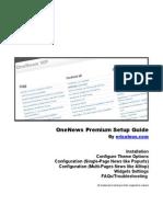 OneNews Setup Guide
